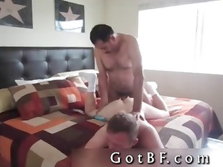 bearded dad copulates his paramour in the arse 9