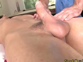 fortunate guy receives his anal opening licked