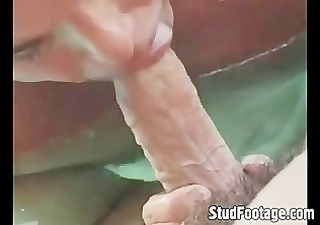 4 sexy guys getting nailed by the pool