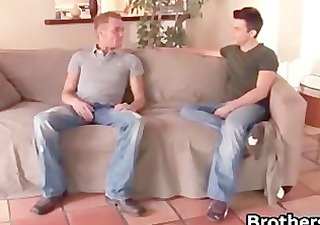 brothers hawt boyfriend receives weenie sucked