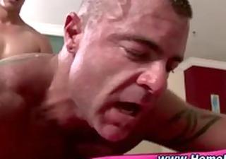 gay str guy booty fuck orall-service job spunk