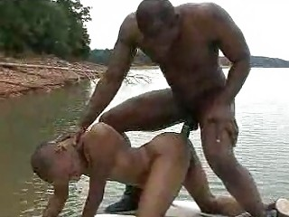 group homosexual sex with black chaps