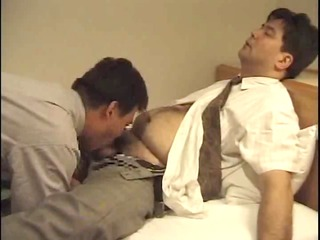 middle-aged japanese dad 7