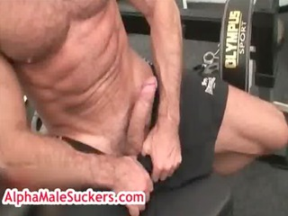 older hunk antonio cavalli mastubating homosexual
