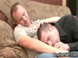brothers hawt boyfriend gets rod sucked