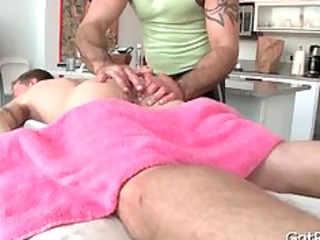 blond hotty receives intensive massage part11