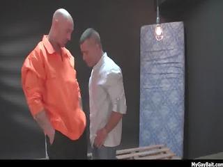 gay anal sex - pecker massage in homosexual porn