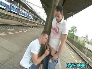 two gay boyfrends fuck hard