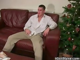 horny stud masturbating his shlong part1