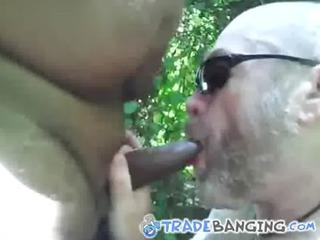 aged interracial gay