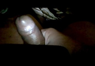 large dick of mine with dark tourch