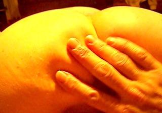 smooth sub a-hole spanked
