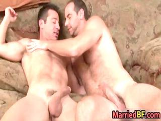 married guy having hardcore gay sex homo porno