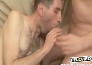 brokeback dudes creampie and cum sharing